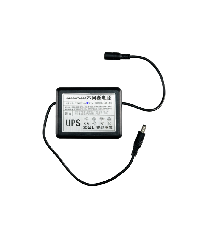 Batería de litio recargable, función UPS 12V