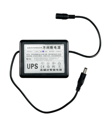 Rechargeable Lithium battery, UPS 12V function