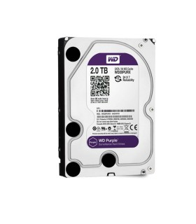 Disque dur spécifique pour la surveillance vidéo 2TB WD Purple