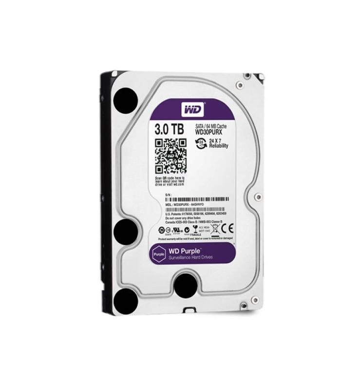 Disco duro especifico para videovigilancia 3 TB WD Purple