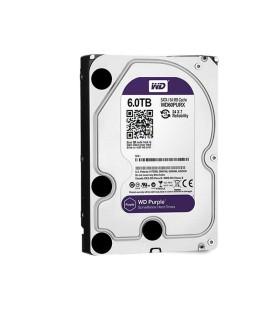 Disco rígido especifico videovigilancia 6 TB WD Purple