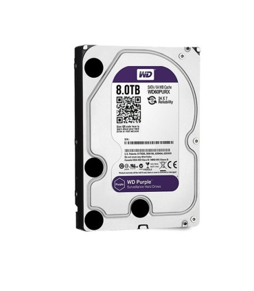 Hard Drive specific for video survellance 8 TB WD Purple