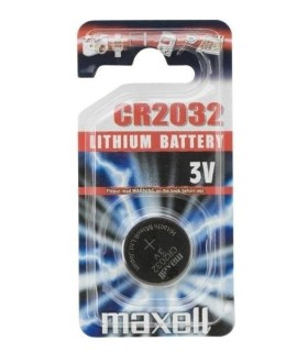 Pila de Litio Maxell CR2032