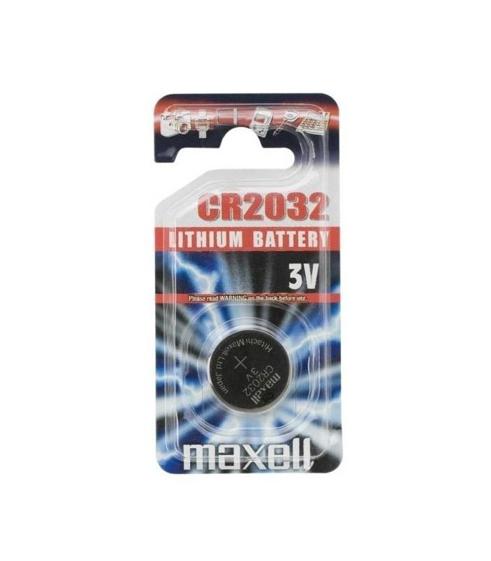 Maxell CR2032 Lithium Battery