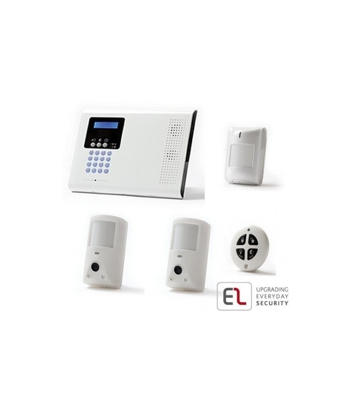 Ki de alarme iConnect IP GPRS GSM