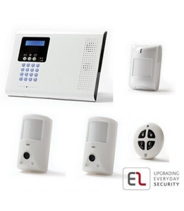 iConnect IP GPRS GSM Alarm
