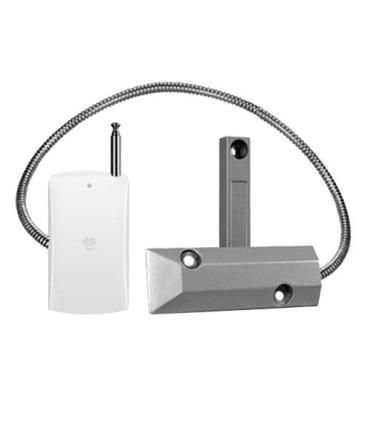 Magnetic sensor for blinds and garage gates