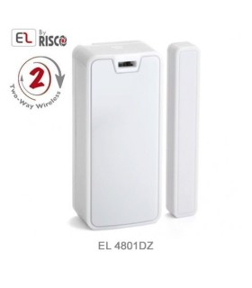 Rivelatore Dual Zone, magnetico e trasmettitore universale EL 2Way EL4801DZ