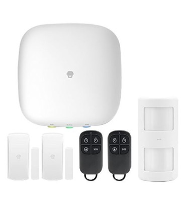 Chuango H4 PLUS Wireless alarm kit with GSM and WIFI