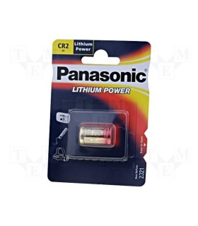 CR2 - Batterie Super Lithium de Panasonic