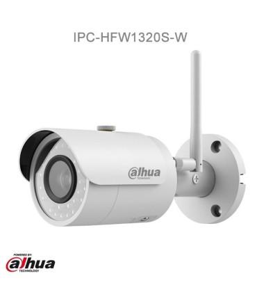 Bullet Caméra IP Dahua, 3 Mpx, WIFI, IR 30 mètres, IP67
