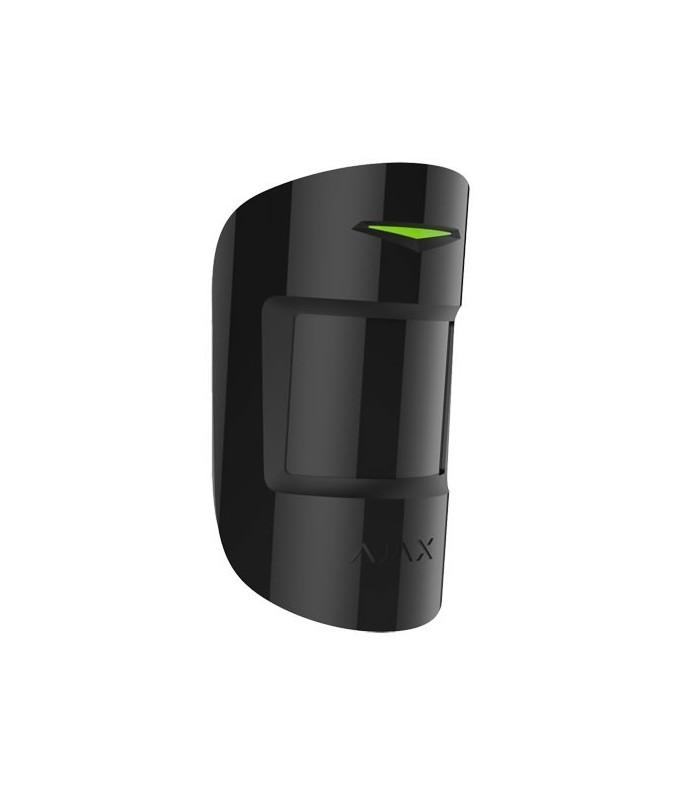 Détecteur de mouvement sans fil, technologie double, système immunitaire pour animaux AJ-MOTIONPROTECTPLUS-B noir