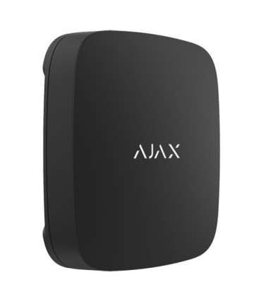 Wireless flood detector for alarms Ajax AJ-LEAKSPROTECT-B Black color