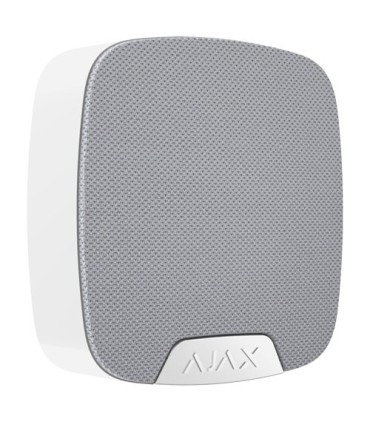 Sirene interior wireless AJ-HOMESIREN-W para alarmes Ajax