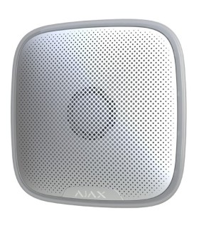 Sirene exterior wireless AJ-STREETSIREN-W para alarmes Ajax