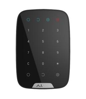 Teclado inalámbrico bidireccional blanco para alarmas Ajax