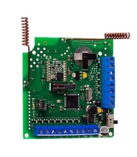 Modulo per l'integrazione con sistemi di sicurezza cablati e ibridi