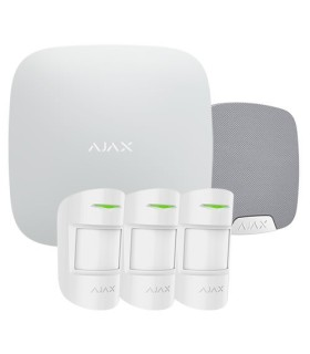 Kit de alarma inalámbrica Ajax AJ-HUBKIT-PRO-S