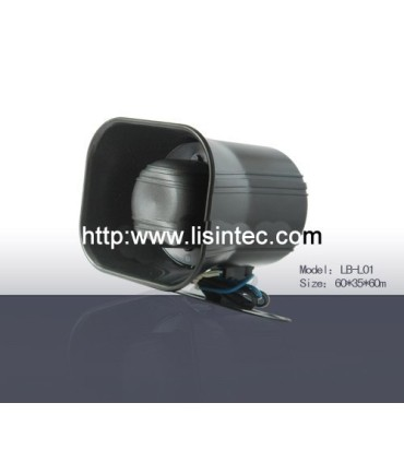 Sirene exterior Wireless