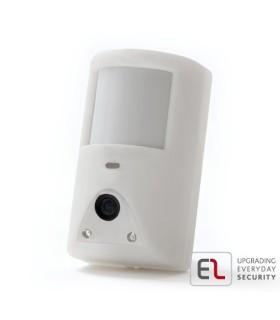 Detector PIR com camara