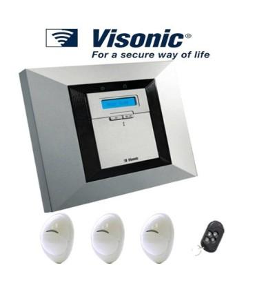 Visonic Powermax Pro kit d'alarme complète