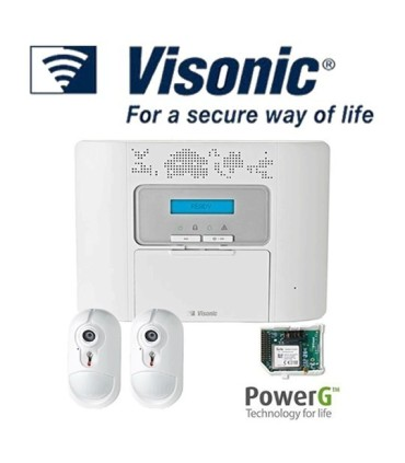 Sistema de alarme Visonic Powermaster 30 G2