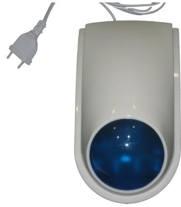 Sirène extérieure sans fil pour les systèmes d'alarme 866 MHz