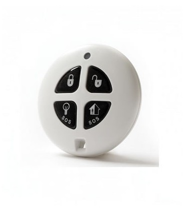 Remote control for EL 1Way alarm systems EL-2714