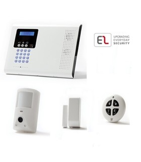 Intrusion alarm electronics Line iConnect 2-Way Kit1