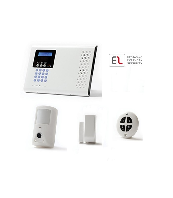 Alarme intrusion electronics Line iConnect 2-Way Kit1