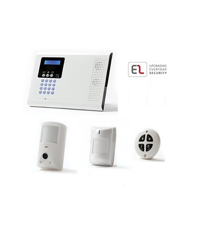 Alarme intrusion electronics Line iConnect 2-Way Kit2