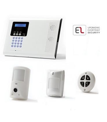 Intrusion alarm electronics Line iConnect 2-Way Kit2