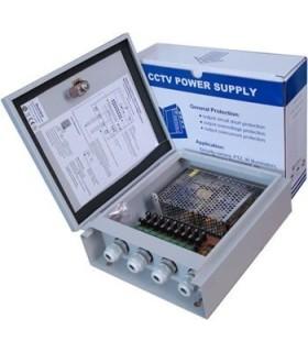Alimentazione elettrica 10 Ah IP65