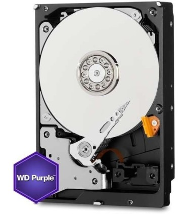 Hard Drive specific for video survellance 2TB WD Purple