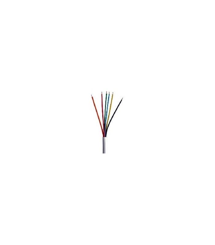Cable para el sistema de alarma 6 hilos NCD-6