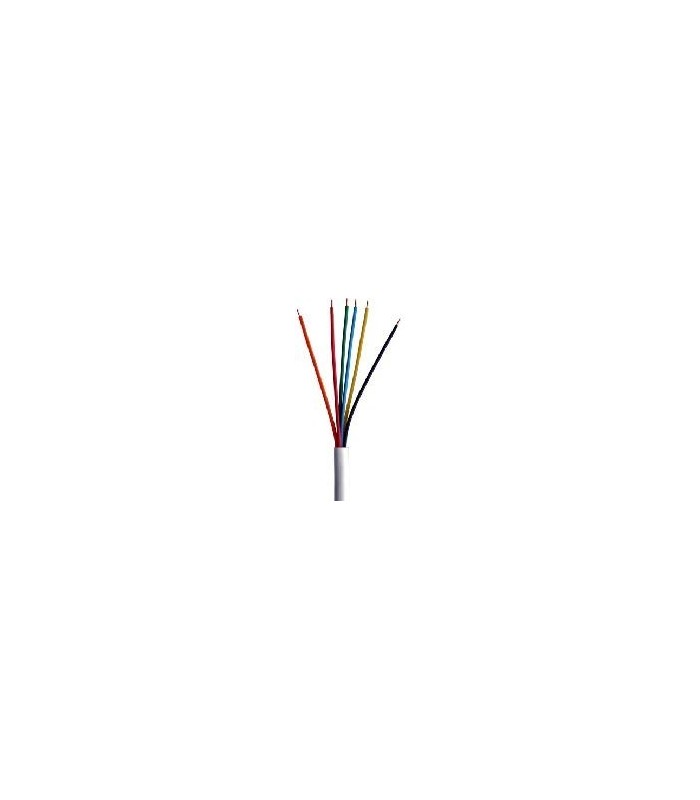 Câble pour système d'alarme 6 fils NCD-6