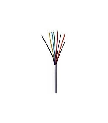 Cable para el sistema de alarma 8 hilos NCD-8
