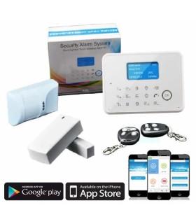 Wireless alarm GSM-PSTN G60 433Mhz ou 868MHz