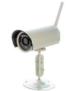 Wireless outdoor camera AlarmView