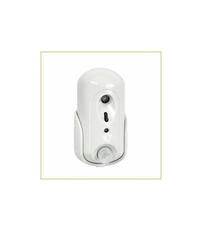 Détecteur de mouvement PIR sans fil avec caméra VGA SmartView