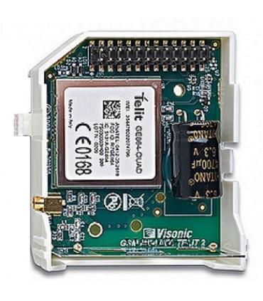 Módulo Interno GSM-GPRS para alarme Visonic POWERMAX e PowerMaster
