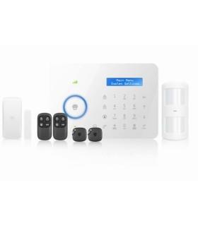 Système d'alarme GSM GPRS PSTN CHUANGO B11