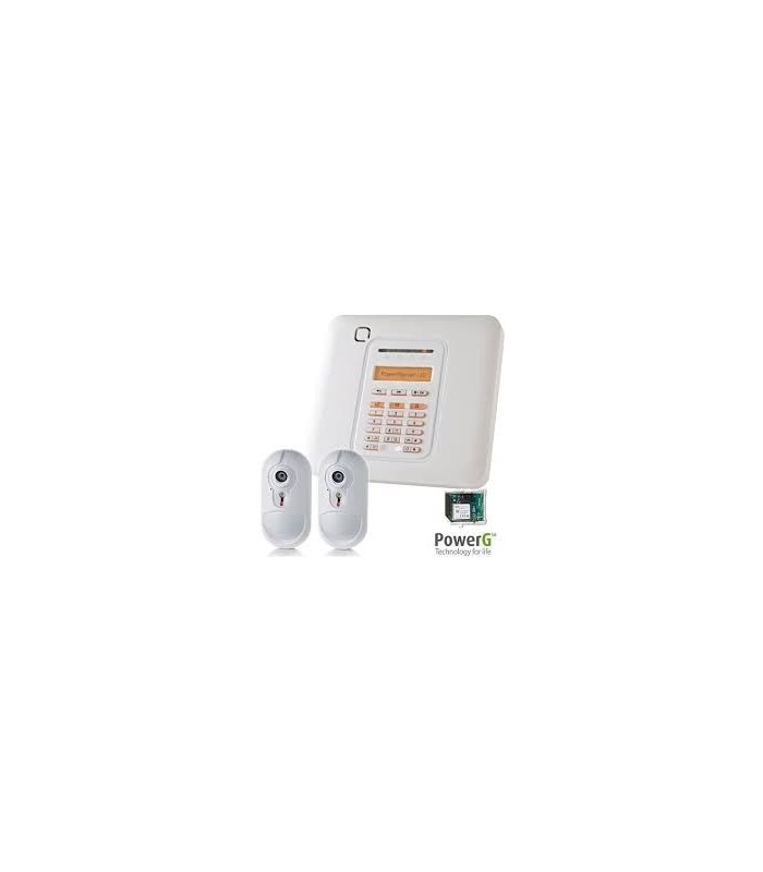 Visonic PowerMaster 10 G2 Sistema de alarma de intrusión