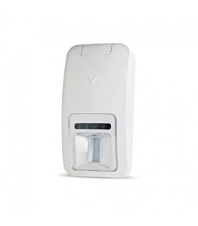 Wireless PowerG High-security Mirror Detector with Antimasking