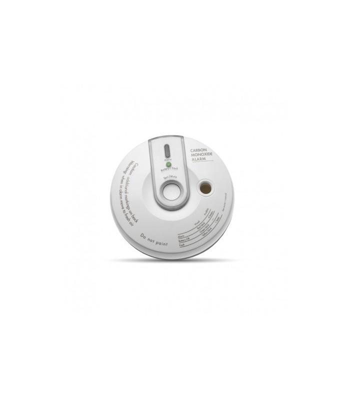 GSD-442 PG2 Detector inalámbrico de monóxido de carbono PowerG bidireccional