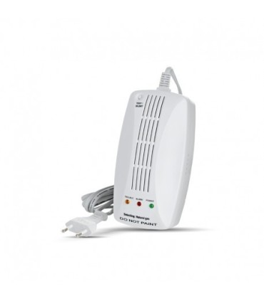 Détecteur de gaz sans fil supervisé PowerG
