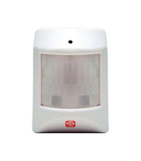 Wireless motion detector to alarm Oplink