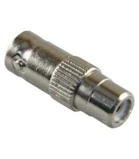 BNC Female to RCA Female connector