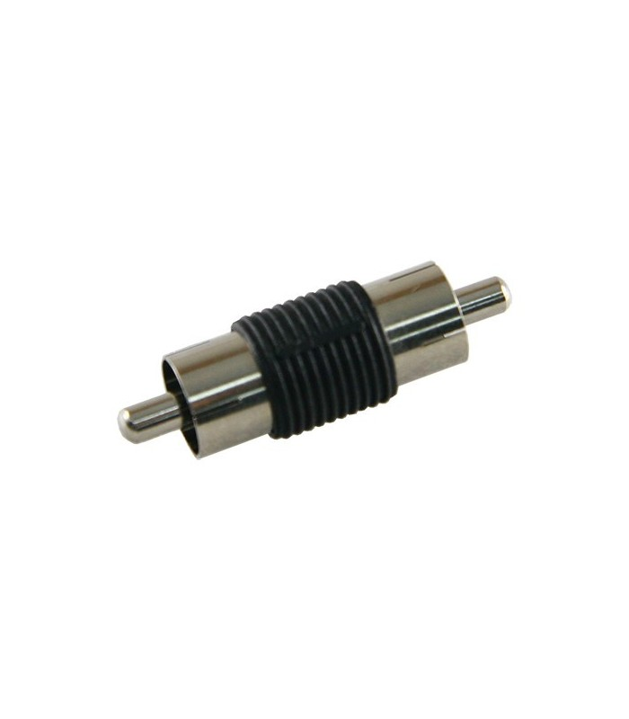 RCA male to RCA male connector