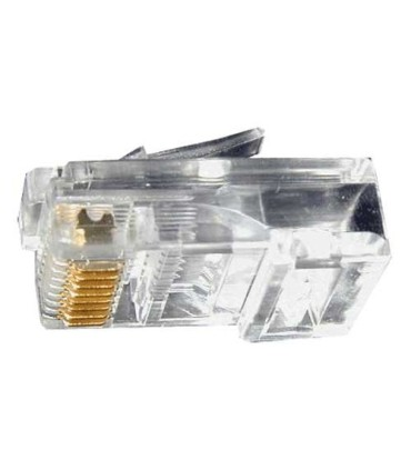 RJ45 connector to crimp